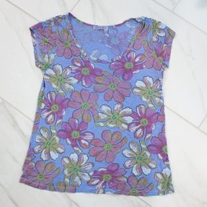 Fresh Produce | Floral 'Vintage Go To T' Top